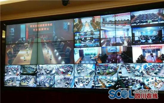 四川省10月高教自考顺利开考 11月17日公布成绩