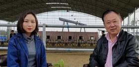 2017中国马术节访谈节目《大咖说马》