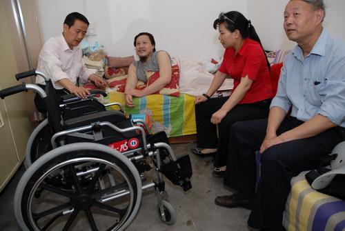今年前10个月 四川为327万余名残疾人提供个性化服务