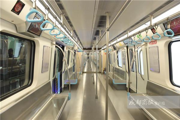 成都地铁7号线综合联调完成 下月开通试运营