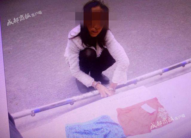 德阳女子超市偷男士内裤被拘3日 自称想穿又没钱买