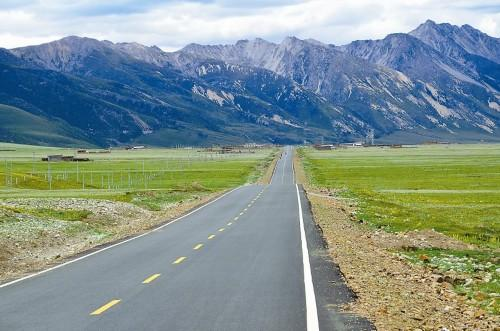 通运输部对口帮扶 四川4个国贫县打破当地交通瓶颈