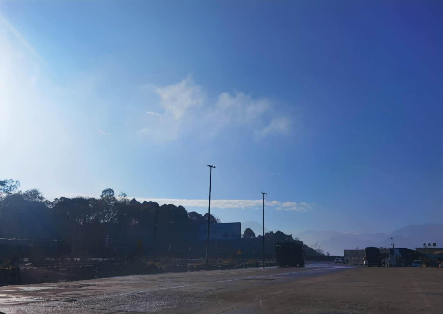 出行注意了!雅西高速今起实行冬季安全管控3个月
