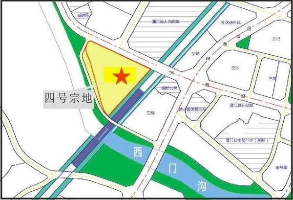 成都六宗超360亩土地拍卖两宗流拍 雅居乐首进青白江