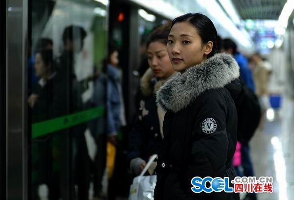 怎样解决地铁出站最后一公里 省人大代表肖芳提出三点建议
