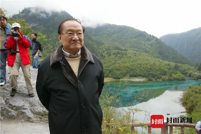 图集|2004年金庸四川行
