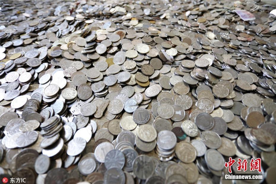 遂宁公交每年收10余万元无效币