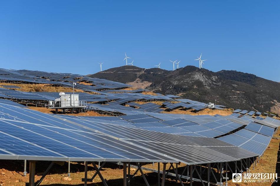 凉山州普格县火把乡摇身变新能源基地