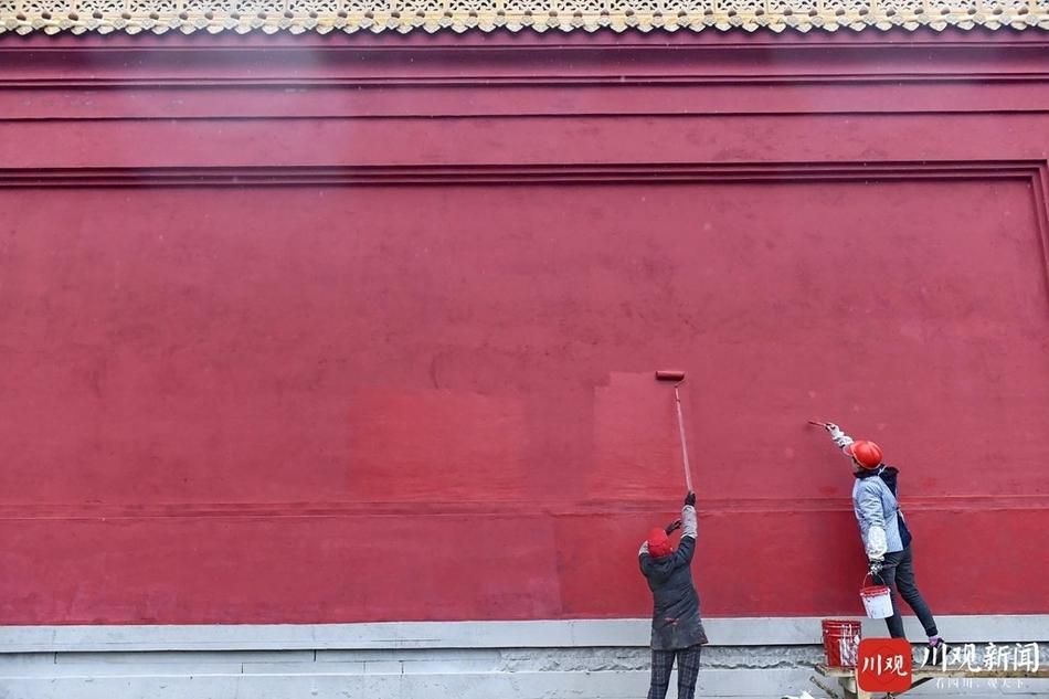 四川南充:修复相如故城 1.3万平方米古建筑初见雏形