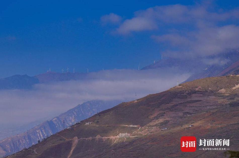 图集|凉山古里大峡谷:藏在深山的壮美秘境