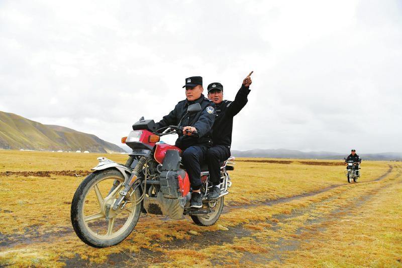 四川90后民警的中国梦
