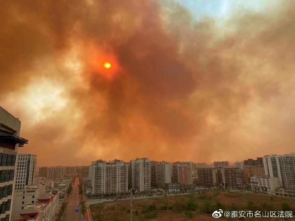 四川今年首次启动森林火灾三级响应 意味着什么?