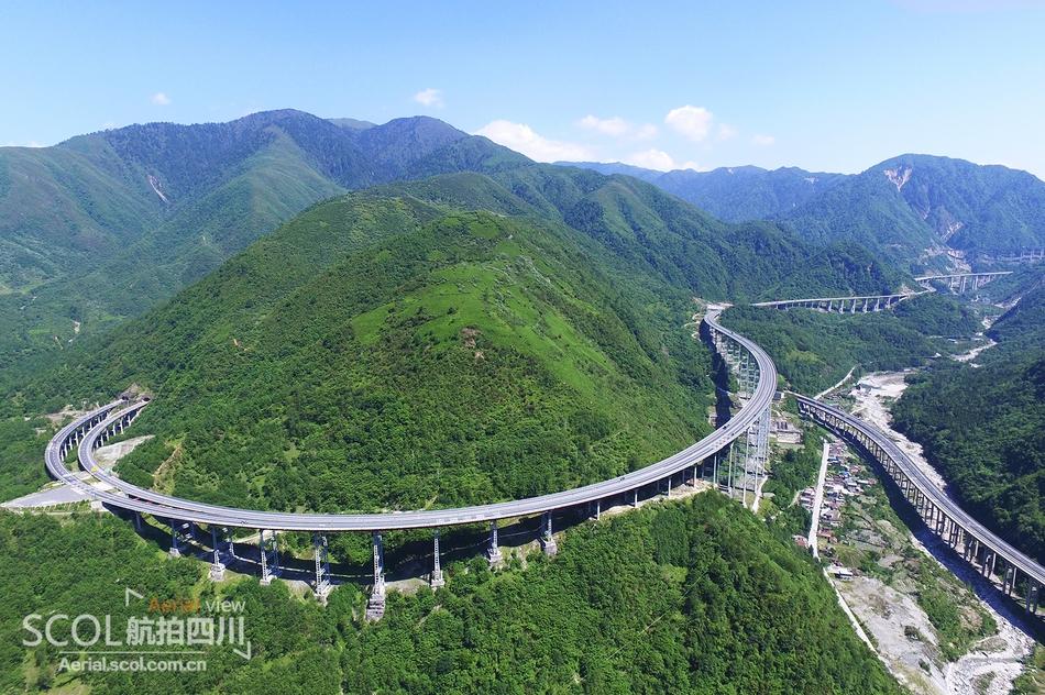 除了赤水河大桥 四川还有这些了不起的桥