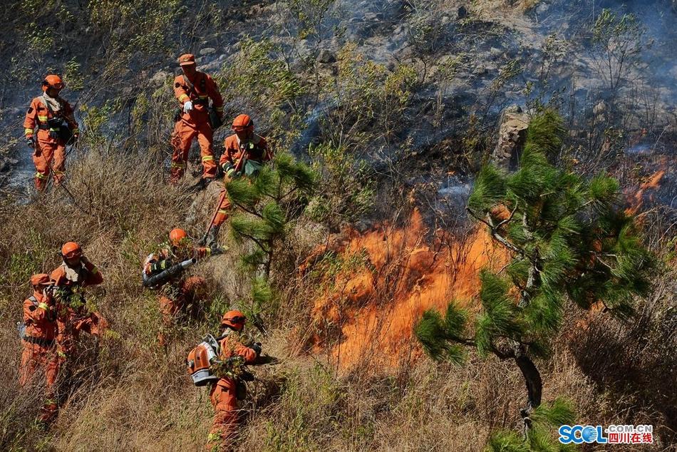 """西昌市""""3.30""""森林火灾 暂无人员伤亡"""