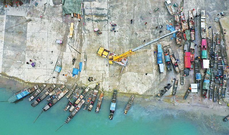 四川6470艘渔船退捕