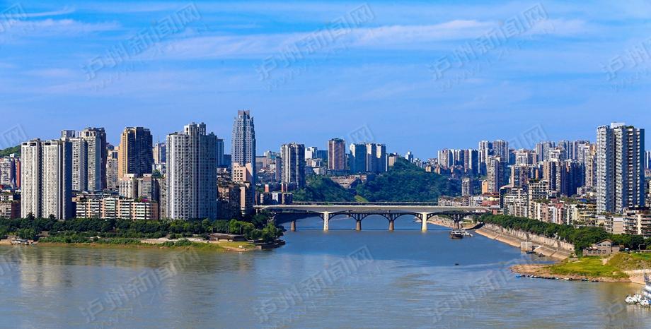 【高清】看泸州滨江路40年巨变 唤起酒城儿女满满的回忆