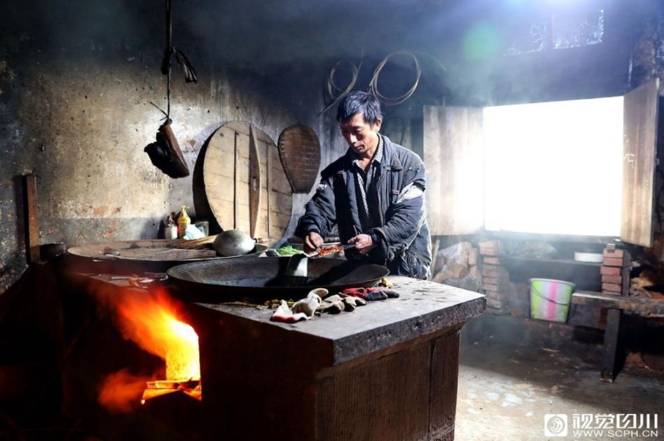 瀘州敘永:又是一年采筍季 林區候鳥再進山