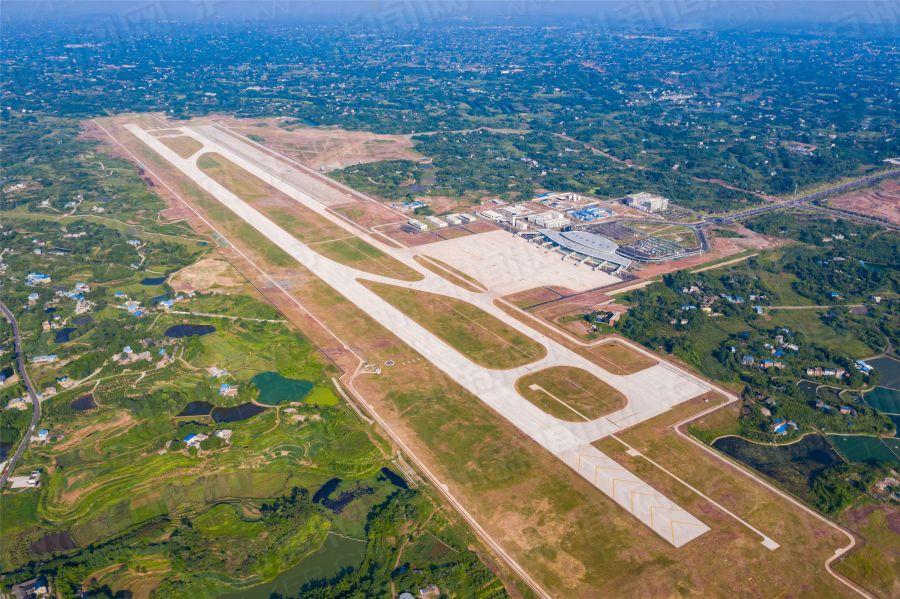 【高清】颜值爆表高大上!云龙机场通过行业验收