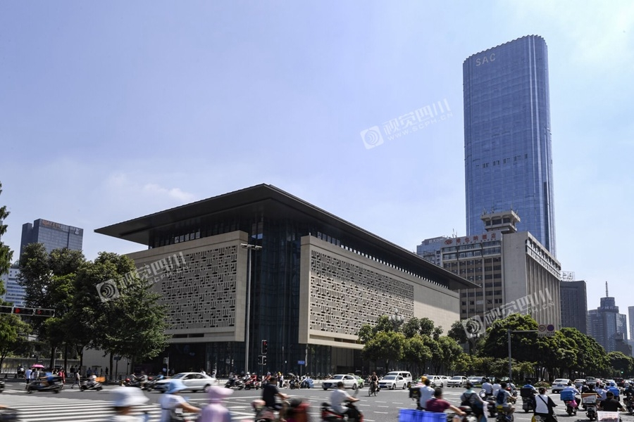 四川大剧院揭开神秘面纱 大波颜值美图抢先看