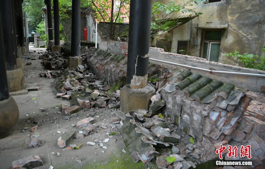 地质灾害隐患点排查完毕 宜宾地震灾区将启动编制防灾规划