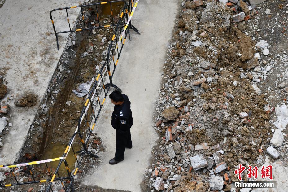 四川师范大学校园内发现宋代古墓:已停工保护