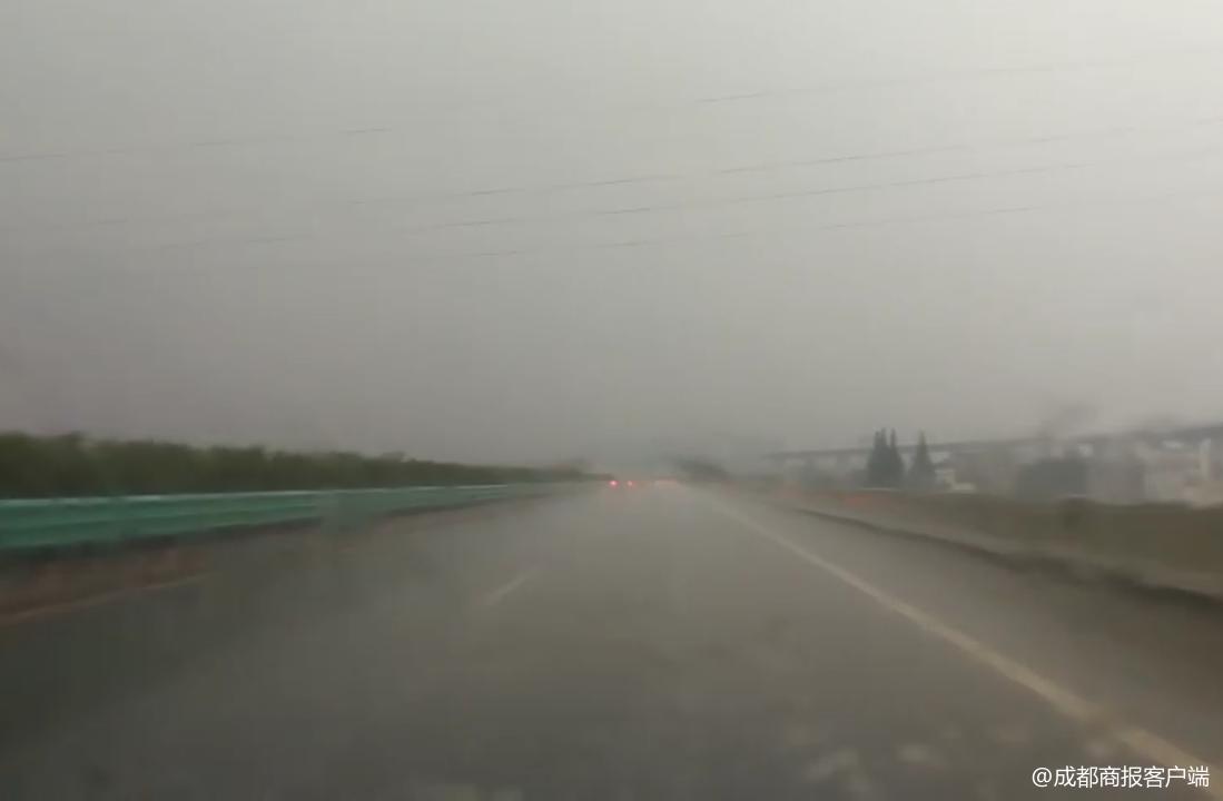 快讯!因暴雨成乐乐雅乐宜等高速全线关闭