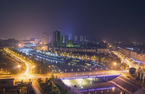 西联、南拓、东跨、北限 资阳公示城市总体规划