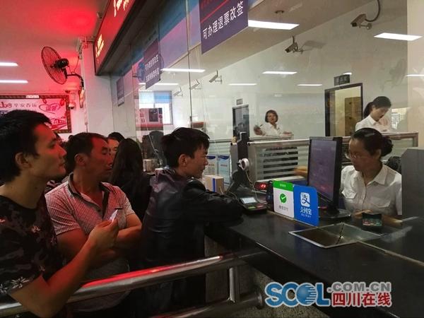 成昆线水害最新消息:又有一批行经成昆线列车停运