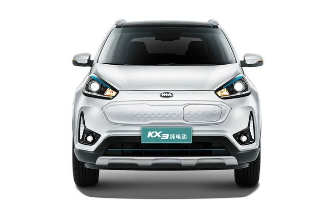 起亚KX3 EV售价14.73万 综合续航300km