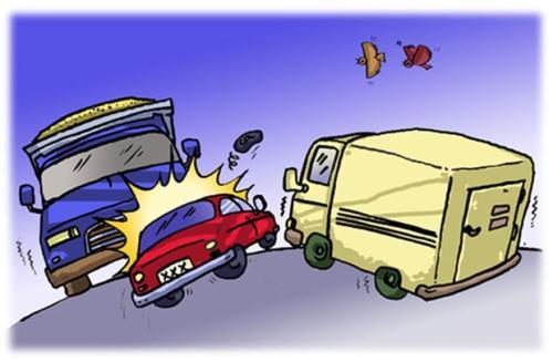 小车撞上摩托致人伤残 保险公司上诉案维持原判