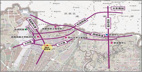 四川华西国际医院启动建设 预计2021年建成投运