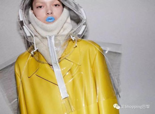 直男永远不懂 透明塑料袋为啥这么时髦