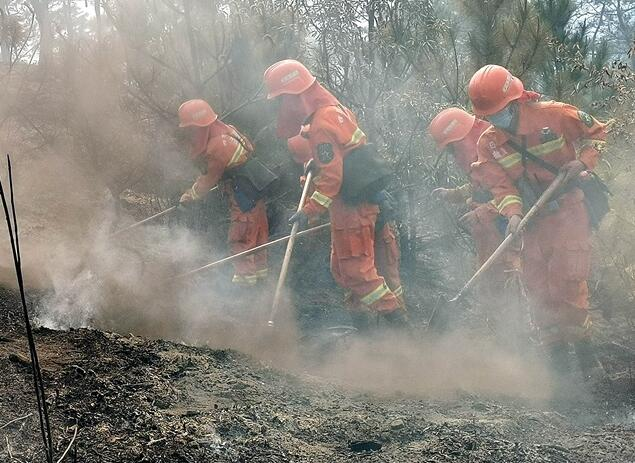 四川将整合优质医疗资源 全力救治西昌山火3名伤员