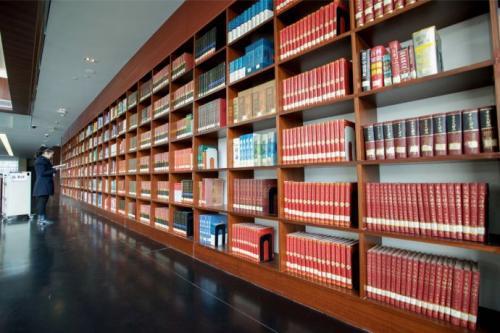 四川省图书馆去年日均接待6300读书客 女性读者占比60.86%