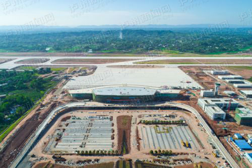 6月27日 泸州云龙机场将进行试飞