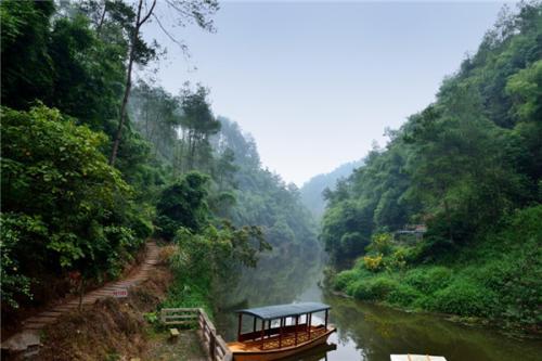四川省飞龙峡森林公园界定范围调整