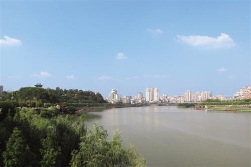 9月全国城市空气质量排名:前20名四川占7席 内江高居榜首