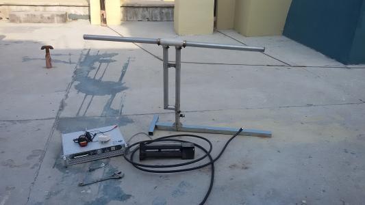 德阳建成首个高山小型监测站 黑广播要遭起