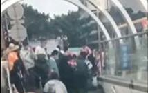 老人摔倒无人扶?攀枝花官方:视频不全,民警、群众迅速扶起
