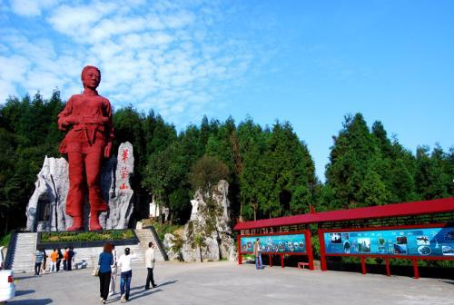 中秋小长假94万人次游广安 近郊自驾游成首选