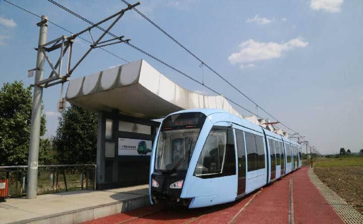 成都有轨电车进展如何?官方:将尽快完成相关建设工作