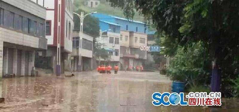 强降雨西移 攀西地区干旱解除黑河出现超警戒水位