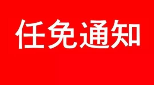 广元发布5名干部任前公示