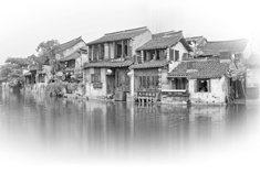 石窩場的堅守  古鎮之古在民風民俗