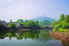 柳江古镇的闲适生活