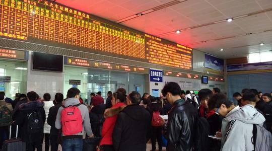 火车票打折 春运期间4趟途径广元的加开列车最高打7折
