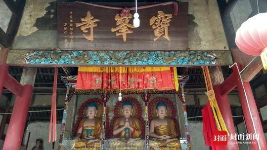 德阳300年古寺差点被拆 多方努力后被列为省文保单位