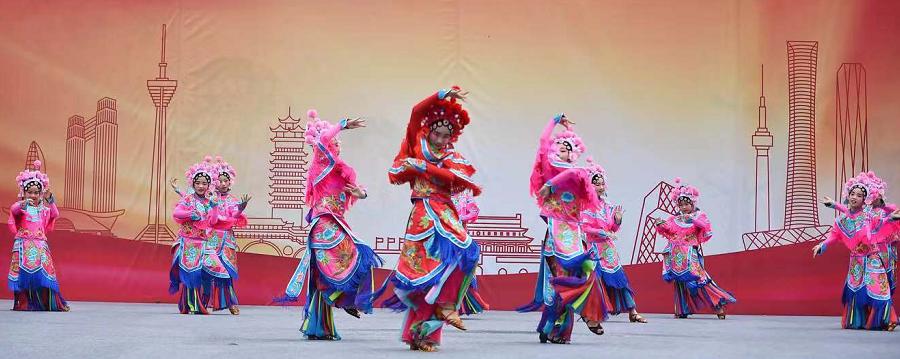 成都小学生将成为开幕式唯一儿童舞者