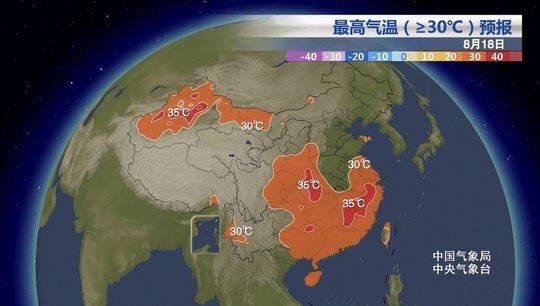 未来三天四川盆地 最高温将飙到36℃