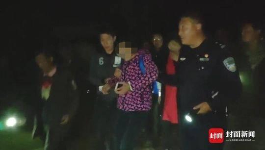 两名六旬大妈原始森林中探险迷路 120人连夜搜救